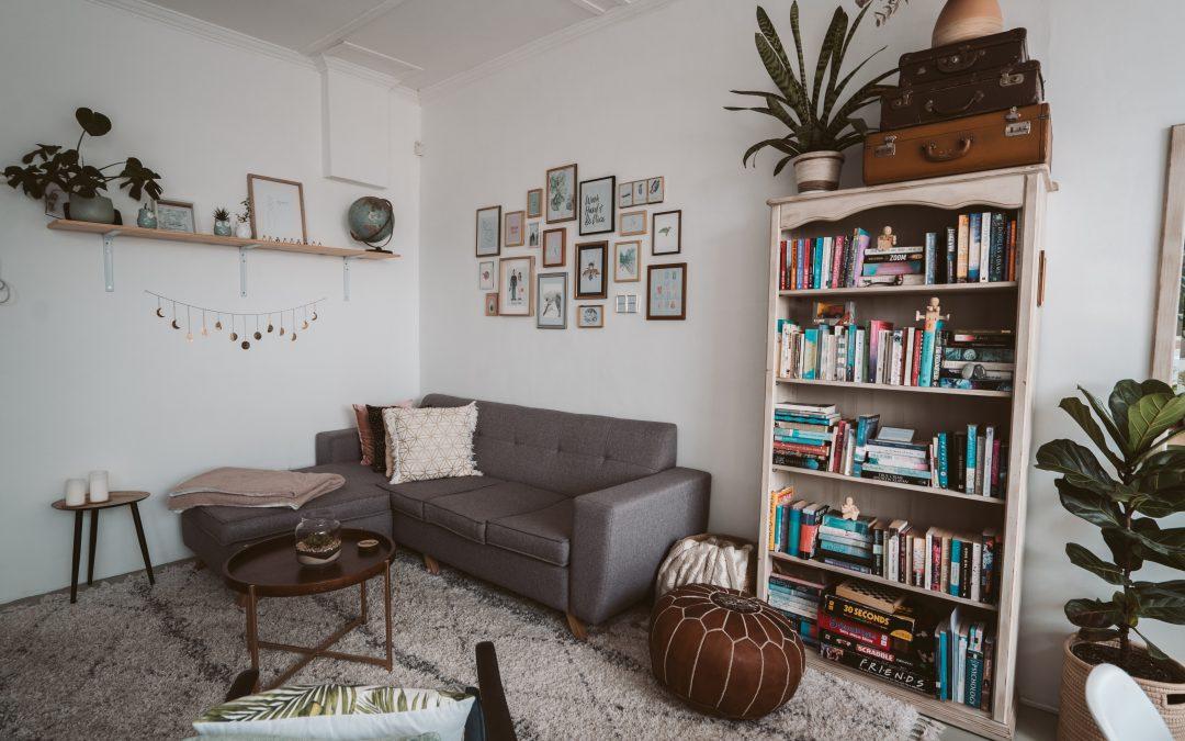 4 meubels die uw woonkamer laten uitblinken